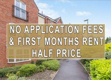 Thumbnail 2 bed flat to rent in Archers Walk, Godwin Way, Trent Vale, Stoke On Trent, Staffordshire