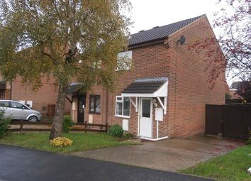 Thumbnail 2 bedroom semi-detached house to rent in Holderness Close, Stenson Fields, Derby