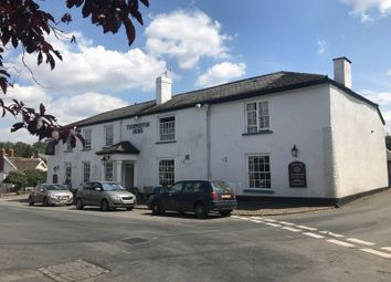 Thumbnail Pub/bar for sale in The Berry, Thorverton