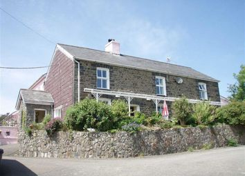 Thumbnail 5 bed detached house for sale in Llanarth