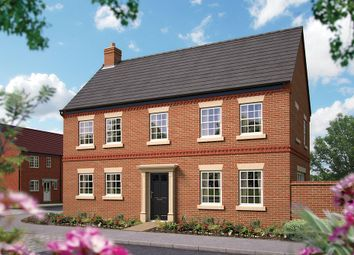 "Thumbnail 3 bedroom property for sale in ""The Tibberton"" at Harbury Lane, Heathcote, Warwick"