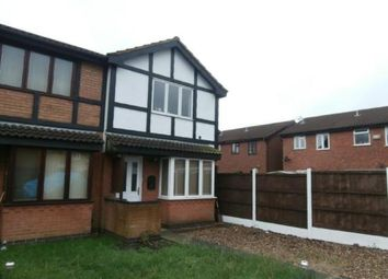 Thumbnail 2 bed end terrace house for sale in Stratford Close, Colwick, Nottingham