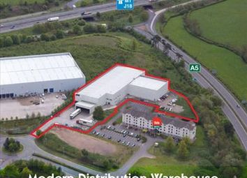 Thumbnail Light industrial to let in Parklands Exchange, Dirft East, Daventry International Railfreight Terminal, Crick