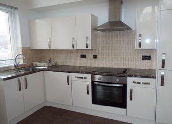 Thumbnail 1 bedroom flat to rent in Grosvenor House, Splott, Cardiff
