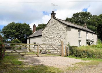 Thumbnail 3 bed detached house for sale in Coswinsawsin Lane, Carnhell Green, Camborne