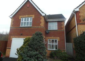 Thumbnail 3 bedroom detached house to rent in Yellowstone Close, St Georges, Telford