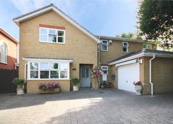 Thumbnail 4 bedroom detached house for sale in Baddow Road, Chelmsford, Essex