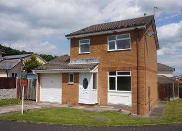 Thumbnail 3 bed detached house to rent in Kintyre Way, Heysham, Morecambe