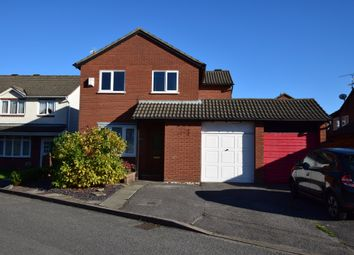 Thumbnail 4 bed link-detached house for sale in Westglade, Farnborough