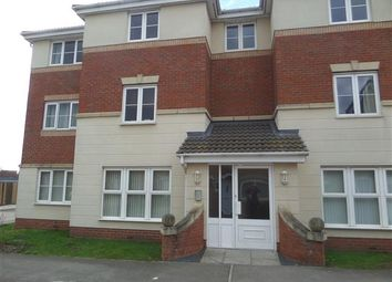 Thumbnail 2 bed flat to rent in Caesar Road, North Hykeham