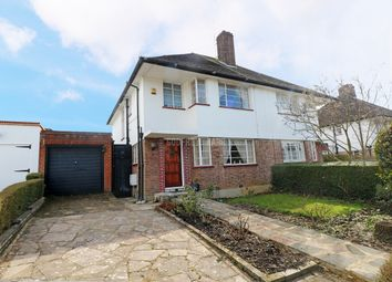 Thumbnail 3 bedroom semi-detached house for sale in Ludlow Way, London