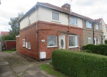 Thumbnail 3 bedroom end terrace house for sale in Broadway, Dunscroft, Doncaster