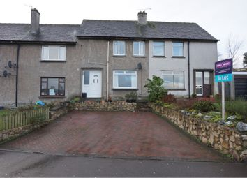 Thumbnail 3 bed terraced house to rent in The Firs, Stirling