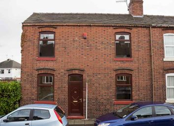 Thumbnail 3 bed end terrace house to rent in Stoke Old Road, Hartshill, Stoke-On-Trent