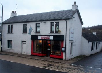 Thumbnail Restaurant/cafe for sale in Letterbox Restaurant, Main Street, Newtonmore