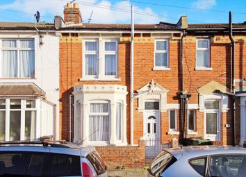 3 bed terraced house for sale in Catisfield Road, Southsea PO4