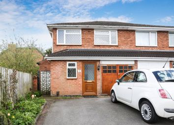 Thumbnail 3 bed semi-detached house to rent in New Road, Hollywood, Birmingham