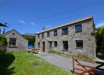 Thumbnail 3 bed barn conversion for sale in Trethurgy, St. Austell
