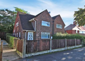 Thumbnail 3 bed town house for sale in Saxondale Drive, Bulwell, Nottingham