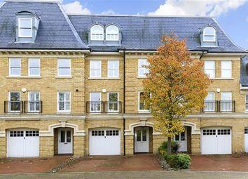 Thumbnail 5 bed terraced house for sale in Langdon Park, Teddington