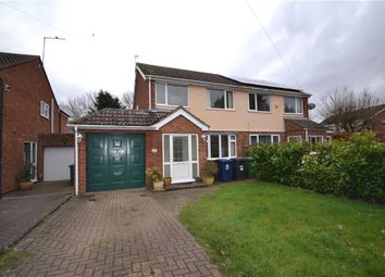 3 bed semi-detached house for sale in Burstellars, St. Ives, Cambridgeshire PE27