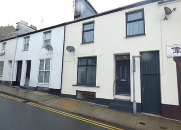 Thumbnail 4 bed terraced house for sale in High Street, Pwllheli, Gwynedd