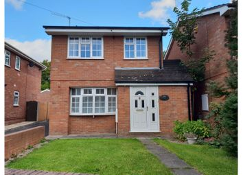 Thumbnail 3 bed detached house for sale in Worcester Road, Bromsgrove
