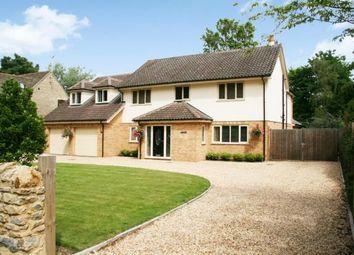 Thumbnail 6 bedroom detached house for sale in The Village, Orton Longueville, Peterborough