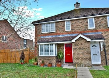 Thumbnail 1 bed semi-detached house for sale in 5 Martindale, Iver, Buckinghamshire