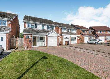 4 bed detached house for sale in Cutshill Close, Castle Bromwich, Birmingham B36