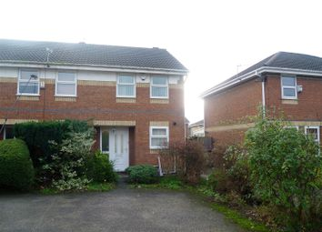 Thumbnail 2 bed semi-detached house to rent in Montonmill Gardens, Eccles, Manchester