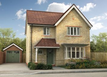 "Thumbnail 4 bed detached house for sale in ""The Wyatt"" at University Park Drive, Worcester"