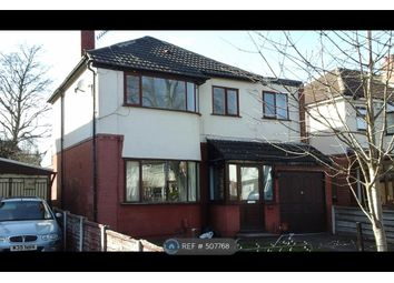 Thumbnail 4 bedroom detached house to rent in Lindbury Avenue, Stockport