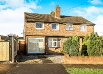 Thumbnail 2 bed semi-detached house for sale in Gilbert Avenue, Tividale, Oldbury