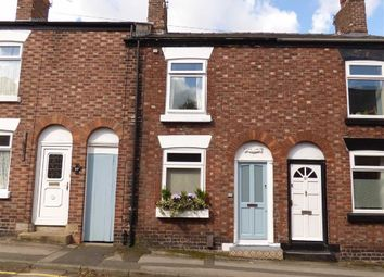 Thumbnail 2 bed terraced house for sale in Brock Street, Macclesfield, Cheshire