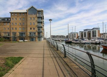 Thumbnail 1 bed flat for sale in Lower Burlington Road, Portishead, Bristol