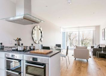 Thumbnail 2 bed flat for sale in Amberley Waterfront, Amberley Road, Little Venice