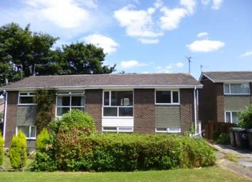 Thumbnail 2 bed flat to rent in Brancepeth Close, Newton Hall, Durham
