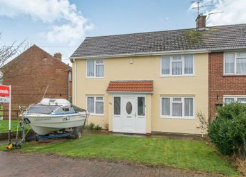 Thumbnail 3 bed semi-detached house for sale in Swanstree Avenue, Sittingbourne