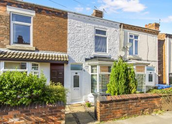2 bed terraced house for sale in Coronation Road, Brimington, Chesterfield S43