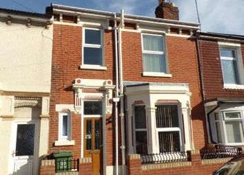 Thumbnail 3 bedroom terraced house for sale in Aylesbury Road, Portsmouth