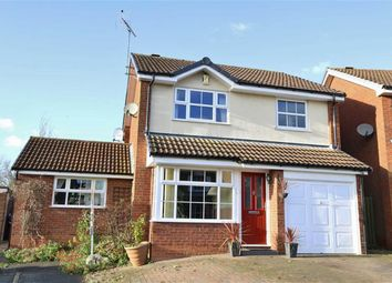 Thumbnail 3 bed detached house for sale in Lime Road, Southam