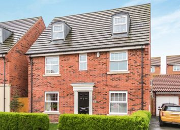 Thumbnail 5 bed detached house for sale in Chepstow Drive, Bourne