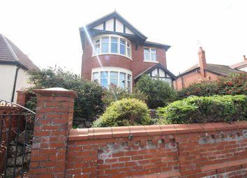 Thumbnail 4 bedroom detached house for sale in Sandhurst Avenue, Bispham, Blackpool