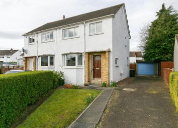 Thumbnail 3 bed semi-detached house for sale in 16 Broomhall Drive, Corstorphine, Edinburgh