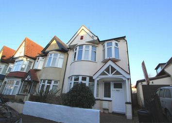 Thumbnail 4 bed end terrace house to rent in Victoria Drive, Leigh-On-Sea, Essex