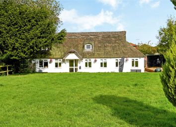 Thumbnail 4 bed semi-detached bungalow for sale in Shorehill Lane, Knatts Valley, Sevenoaks, Kent
