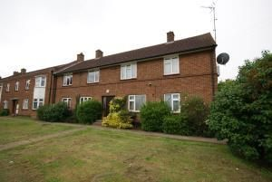 Thumbnail 1 bedroom flat to rent in Eastern Way, Letchworth Garden City