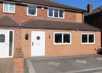 Thumbnail 4 bed terraced house for sale in Woodlands Close, Borehamwood