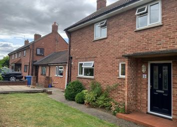 Thumbnail 3 bed semi-detached house for sale in Claypits Avenue, Bures